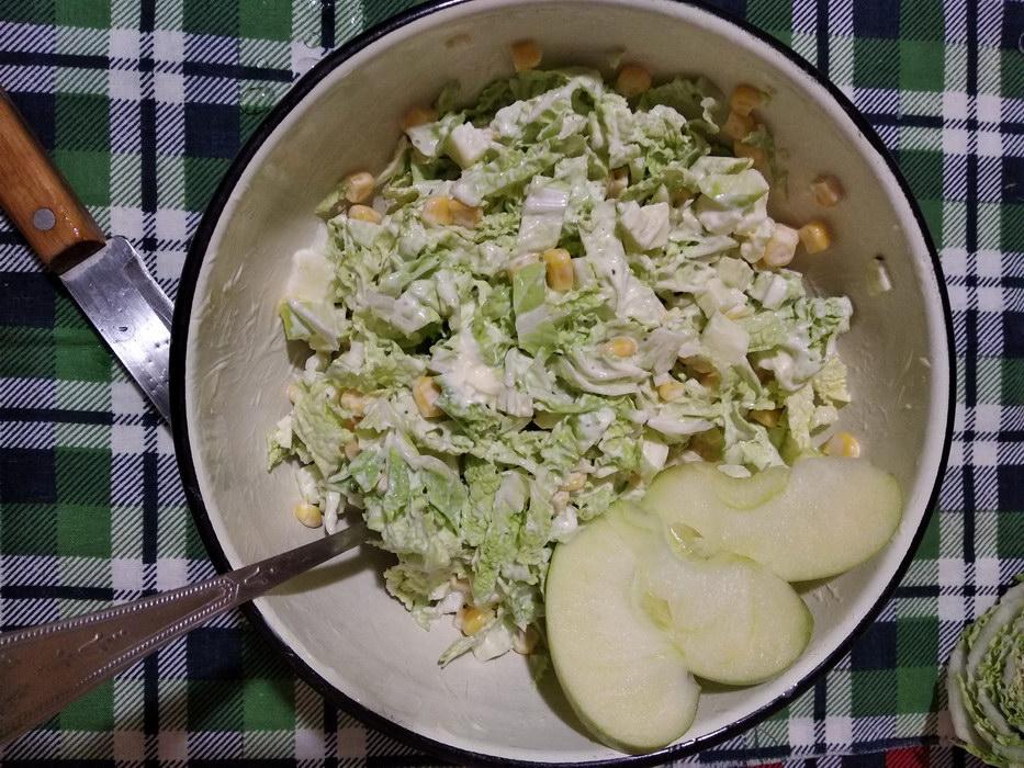 Этот салат прост, но продукт…