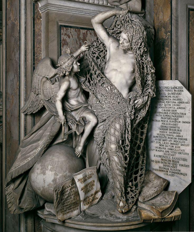 История капеллы Сансеверо и …
