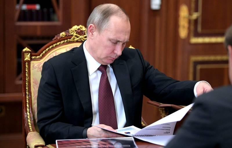 Раскрыто содержание писем, направленных американцами Путину после слов Байдена Новости