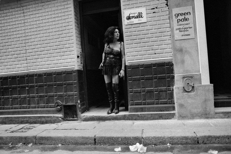 Труженицы панельной индустрии с улицы Сен-Дени панель, прошлое, факт, фото, франция