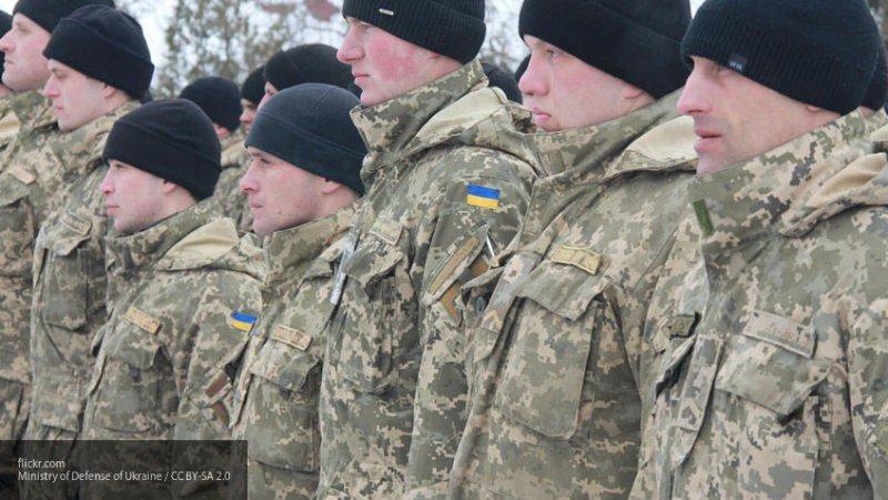 Пятилетнего мальчика призвали в армию на Украине