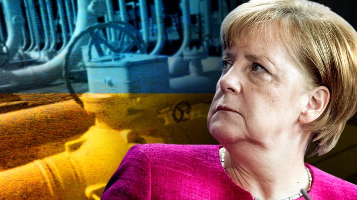 Пытается ли Меркель схватить за язык Путина? геополитика