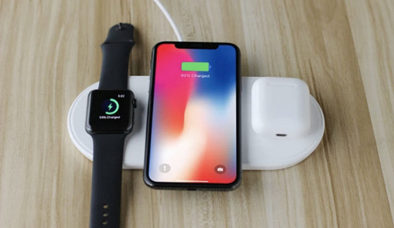 О чудо! Apple воскресила беспроводную зарядку AirPower