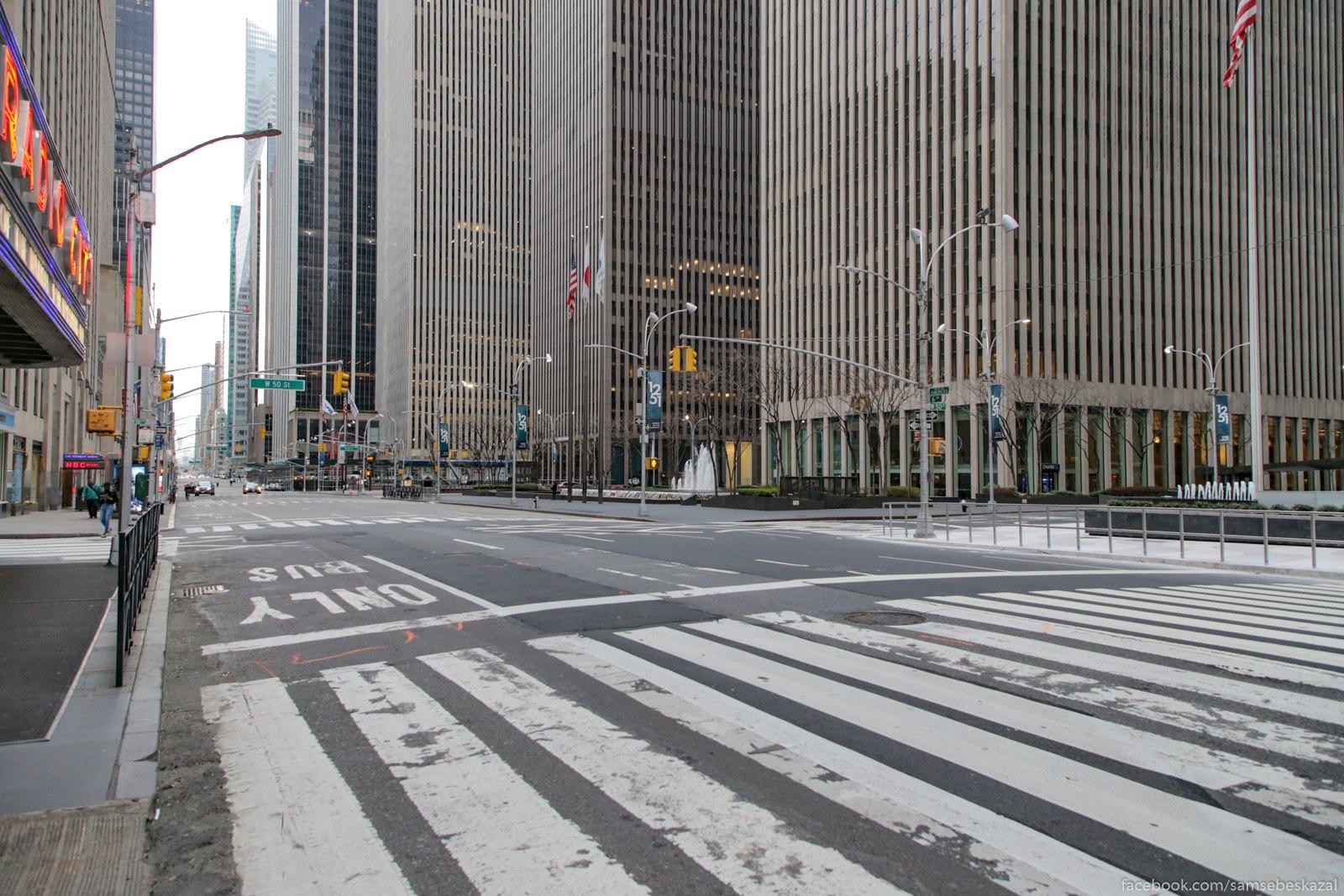 В Нью Йорке  уже 25000  забо…