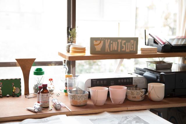 Кинцуги, или Как сделать разбитые вещи красивыми кинцуги,мастер-класс,новая жизнь старых вещей