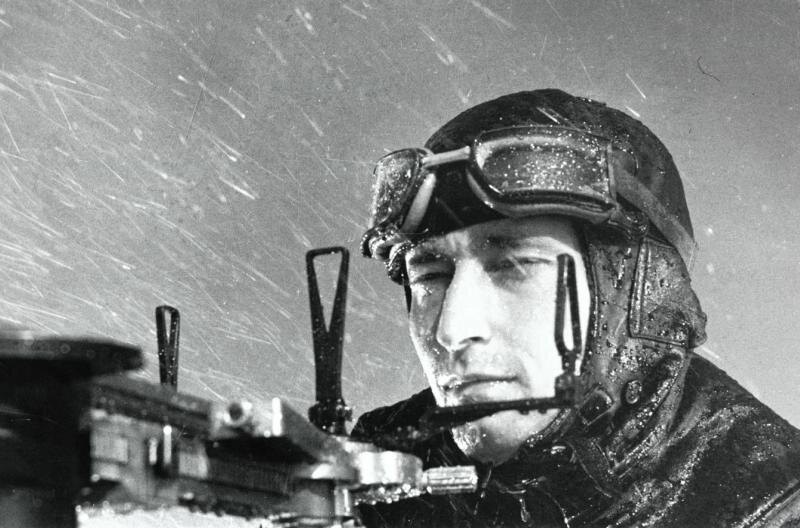 Торпедист Яков Халип, 1935 год, МАММ/МДФ.
