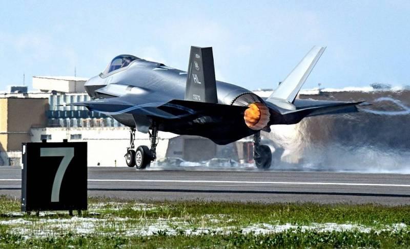 «Россия довольна тем, что НАТО вооружается самым неудачным самолетом» – британская пресса Новости