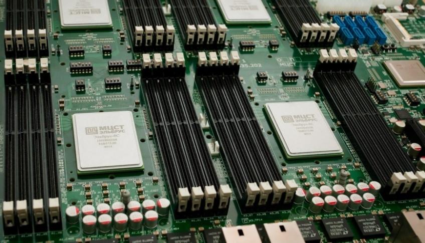 Начато серийное производство серверов «Эльбрус-804»