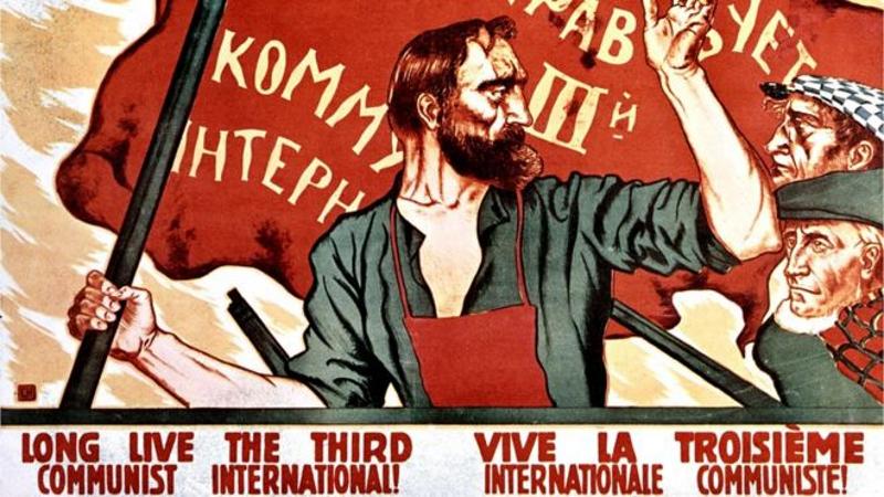 Пролив реки крови и упразднив индивидуальную свободу, большевики обещали взамен равенство и справедливость