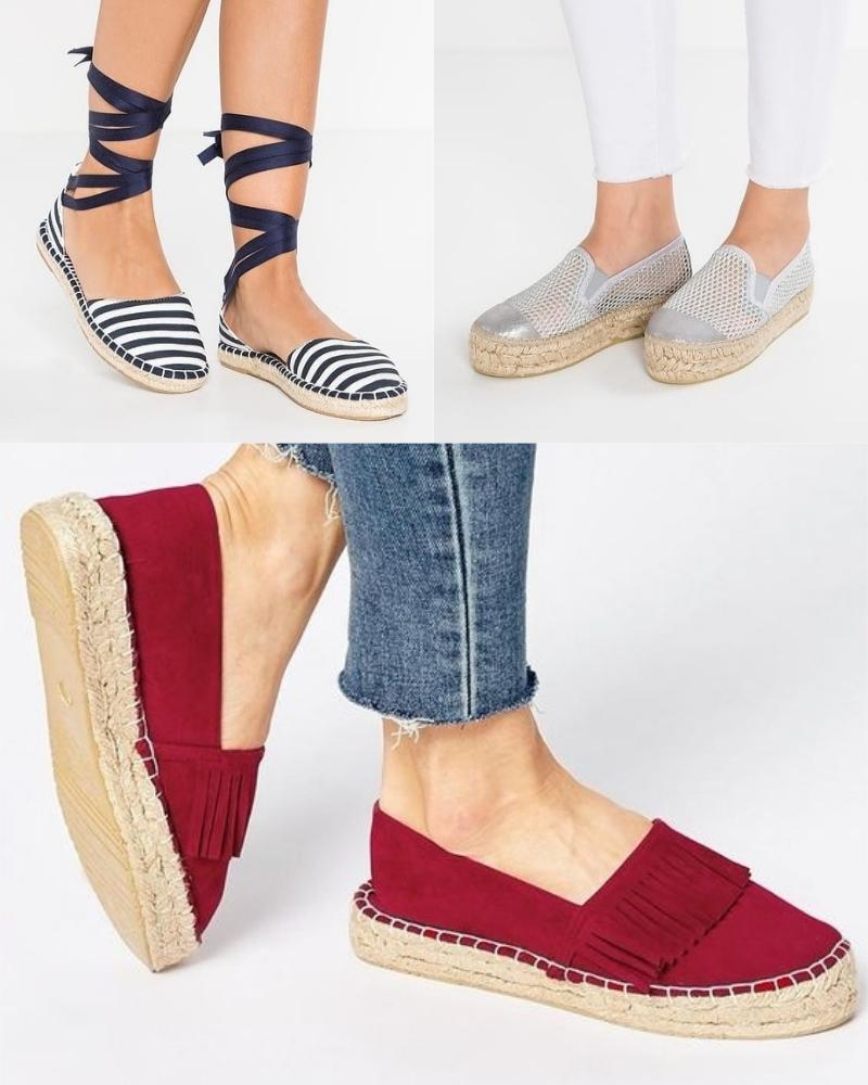 какая обувь модная весной 2018
