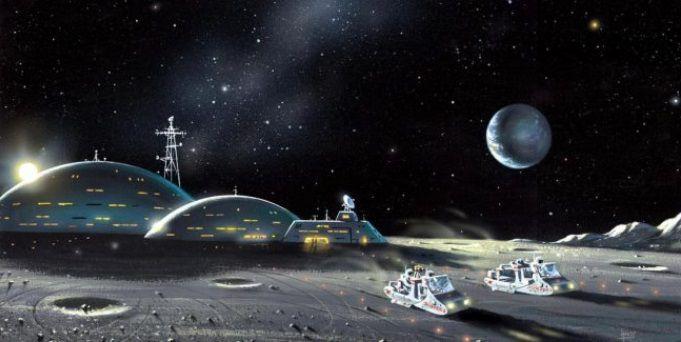 Колония на Луне: реальное бу…