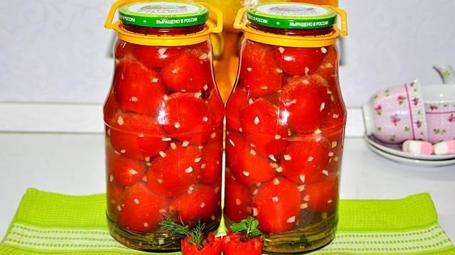 Забавные помидоры «Ёжики или Мухоморчики» на зиму! Фантастический вкус.