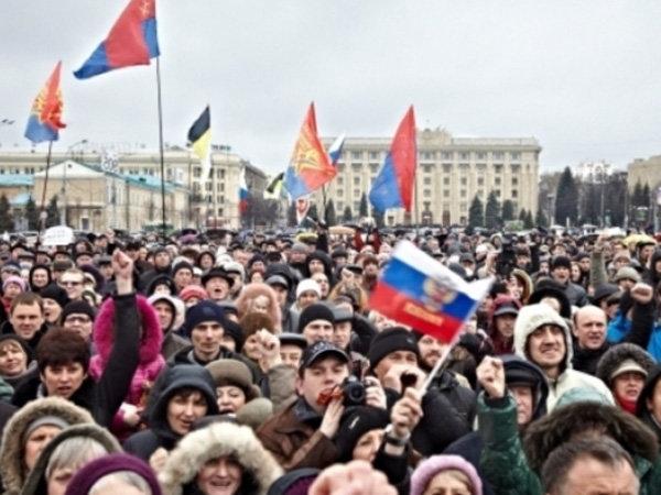 В Кремле признали необходимость освобождения юго-востока Украины