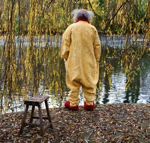 """""""…У меня есть закон - называется """"ноги в воду"""""""