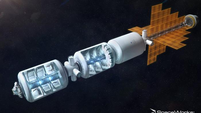 Как люди могли бы долететь до Марса в анабиозе