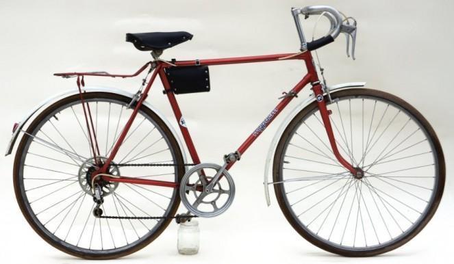 Турист велосипеды, ссср