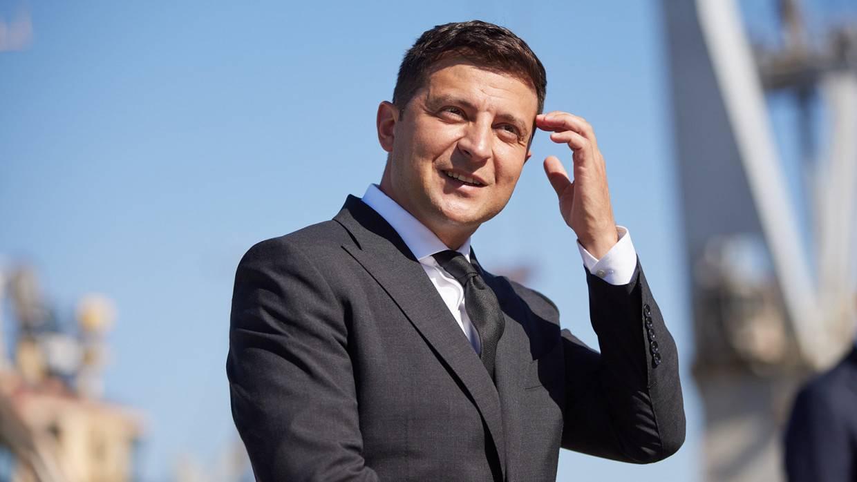 Погребинский назвал историю с офшорами «черной меткой» Запада для Зеленского Политика