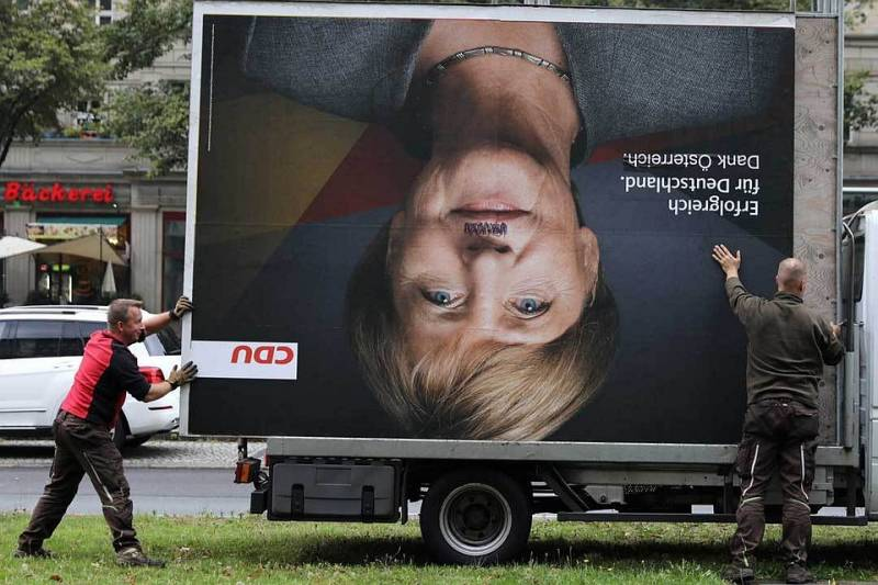 Почему Меркель не будет счит…