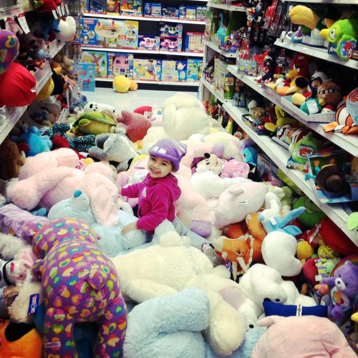 17 знакомых для родителей ситуаций, которые доказывают, что детей лучше не брать с собой в магазин