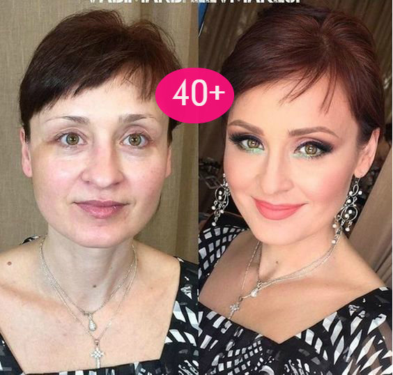 9 правил макияжа, которые не…