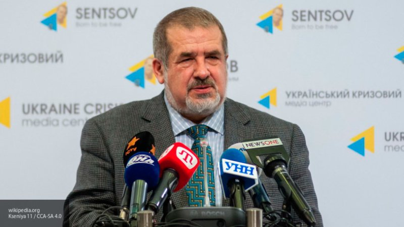 "Чубаров перенес дату ""марша на Крым"""