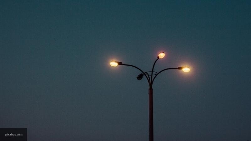 Архангельск осветят новые фонари