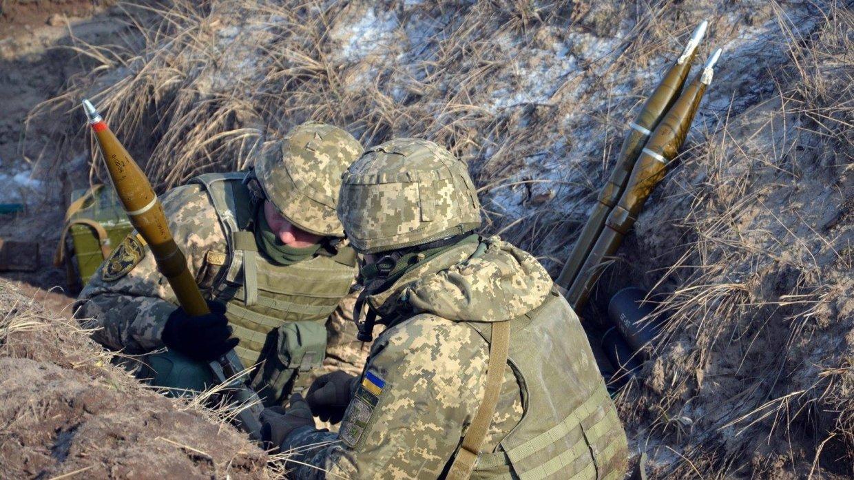 Пьяные украинские зенитчики по ошибке обстреляли собственный склад
