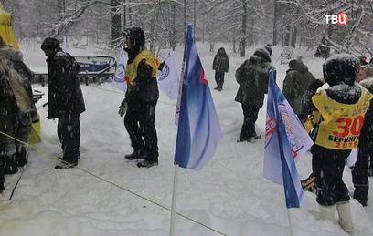 Жители Сибири и Дальнего Востока голосуют несмотря на погоду