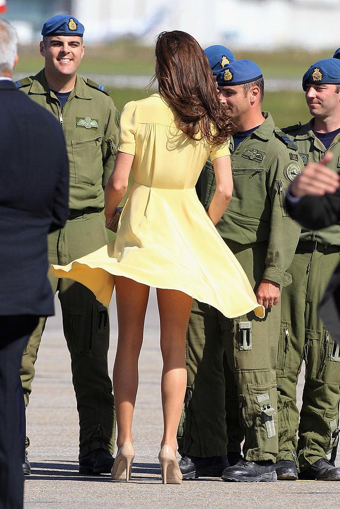 Когда безупречный стиль Кейт Миддлтон нарушил королевский дресс-код