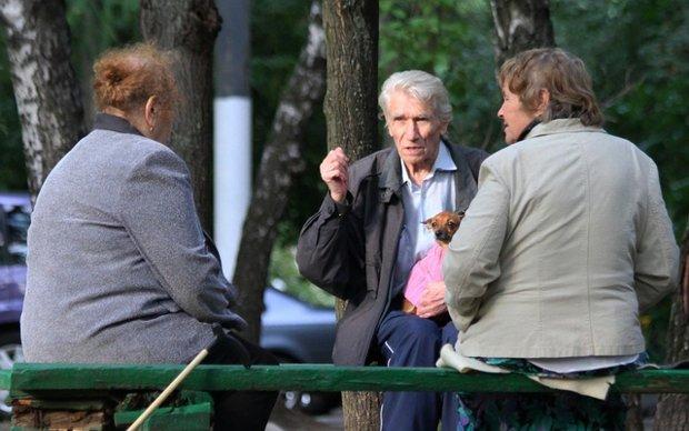 Пенсионный грабеж: Старикам будут платить алименты их дети