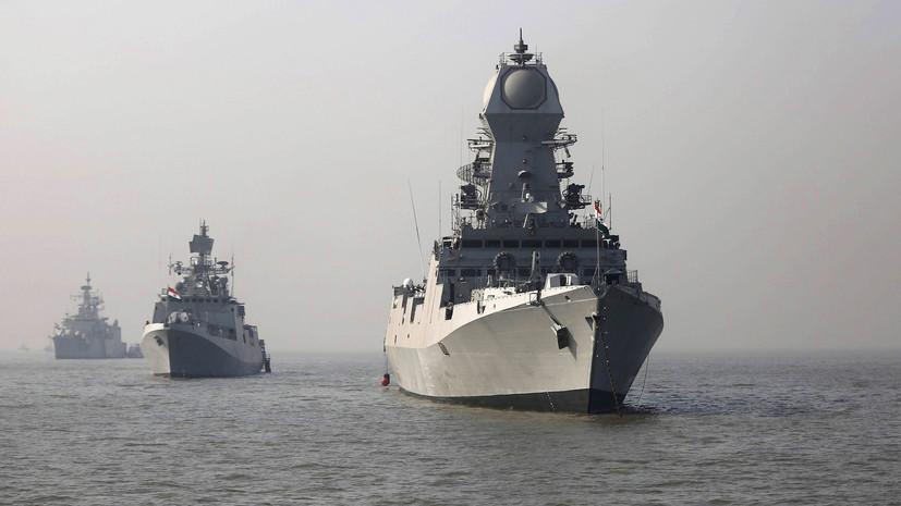 Глубины противостояния: как мировые державы делят Индийский океан