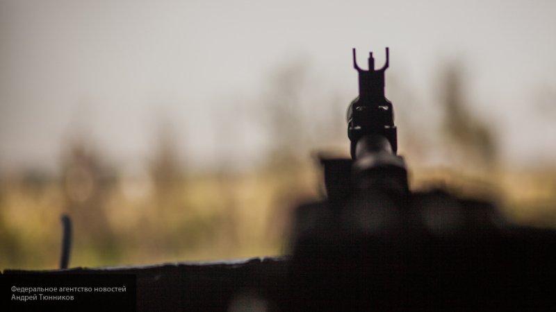 Петербургского бизнесмена с похожим на пулемет предметом нашли в кустах спящим