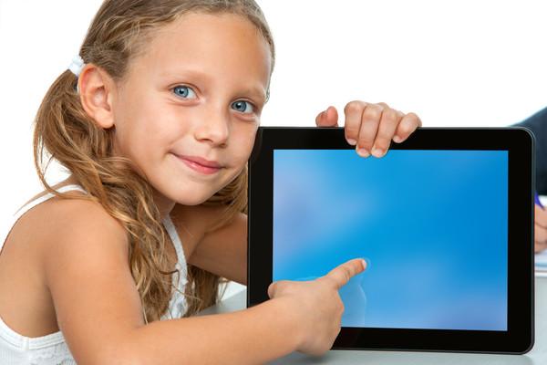 Как защитить телефон или планшет от ребенка