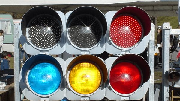 Картинки по запросу Почему в Японии синие, а не зеленые сигналы светофора?
