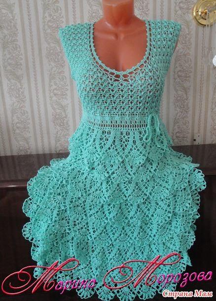 Обалденные платья от Марины Морозовой