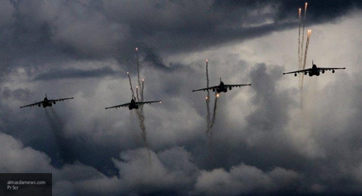 Бомбардировка ВКС в Идлибе: летчики РФ испытали на прочность штабы боевиков