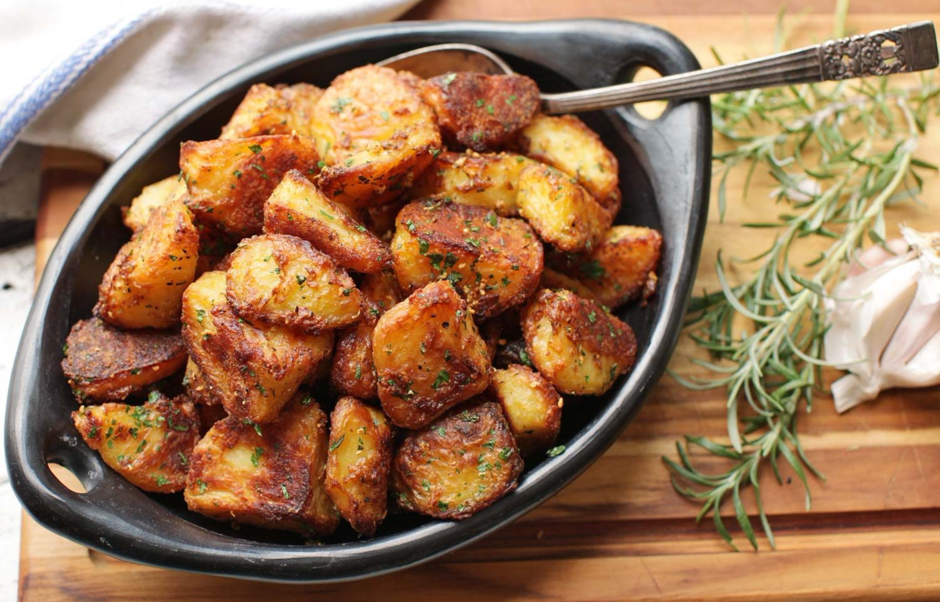 10 лайфхаков с картофелем, которые стоит попробовать