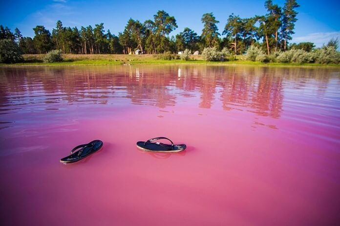 Малиновое озеро
