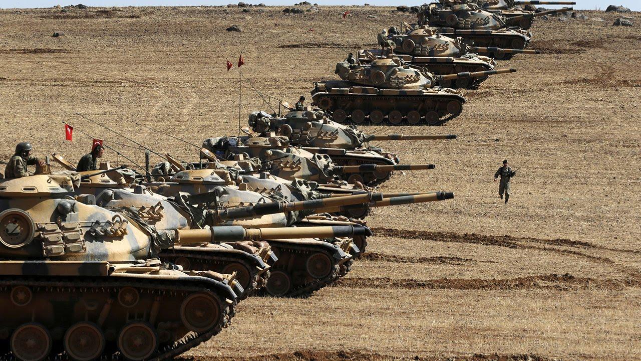 ВС Турции открыли огонь по селению, занятому сирийской армией к югу от Африна