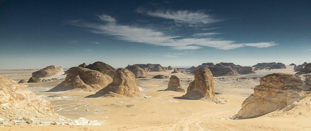 Самые странные и необычные геологические образования нашей планеты