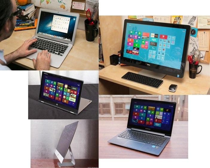 Пять лучших компьютеров этого сезона
