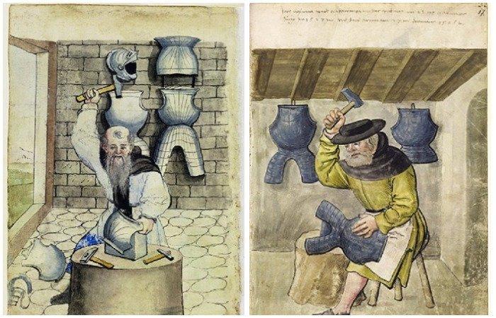 Наиболее интересные доспехи в истории доспехи, рыцари, средневековье