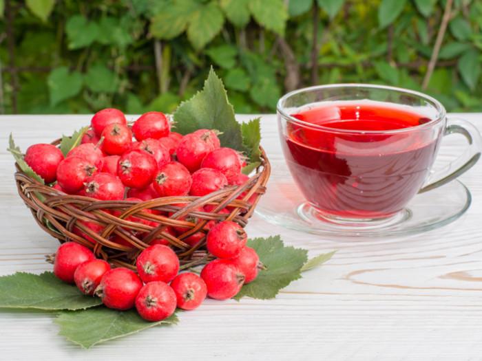 Чай, который сохраняет сердц…