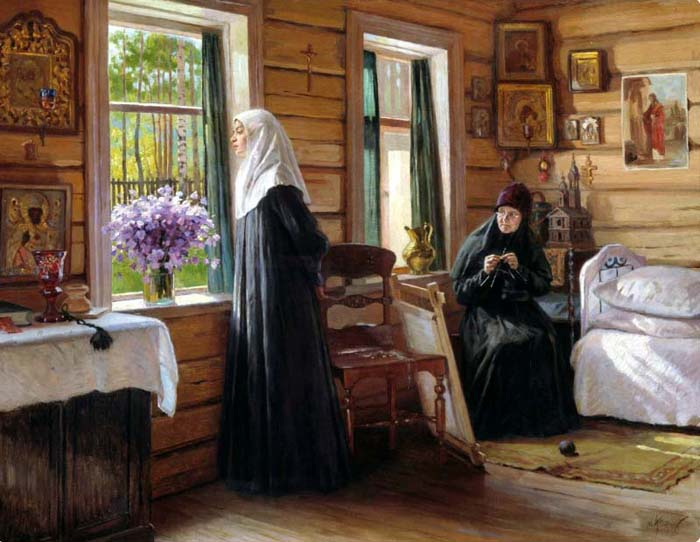 Картины известных художников, по которым можно написать целый роман
