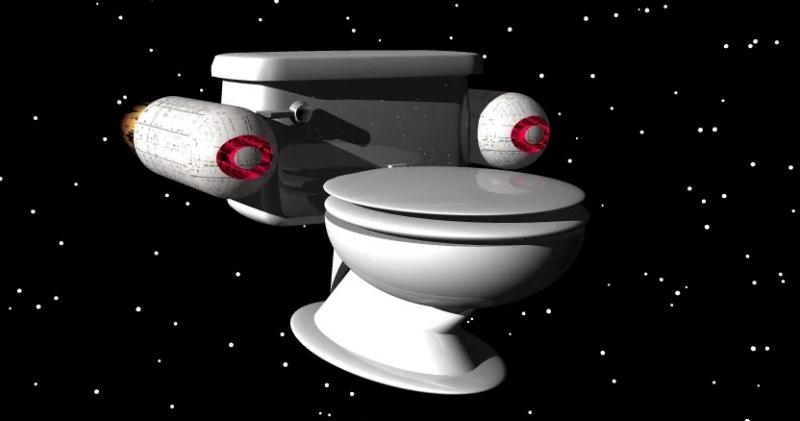 Американские астронавты попросили русских исправить космический туалет стоимостью 19 млн долларов