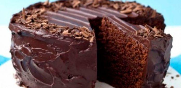Вкуснющий влажный шоколадный…