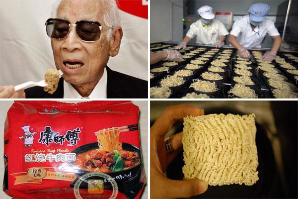 Юбилей лапши: Как гениальное изобретение, сделанное 60 лет назад японцем Момофуку Андо, накормило весь мир