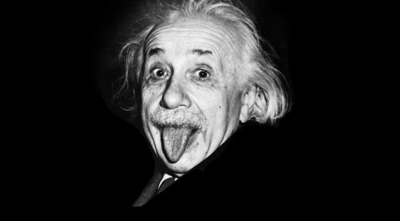 Вы думаете, что я ученый? Нет, я знаменитый скрипач!