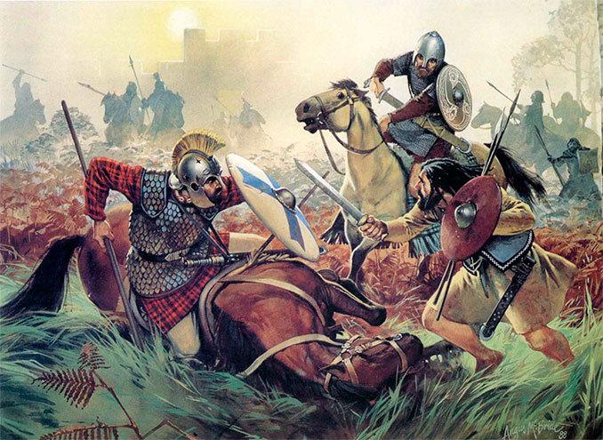 Происхождение англо-саксонского народа