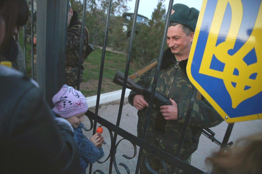 Россию обвинили в военном преступлении против украинских солдат в Крыму